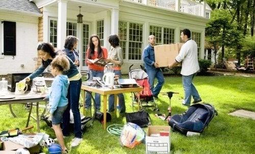 Aprovecha cualquier oportunidad para comprar tiempo para pasar en familia