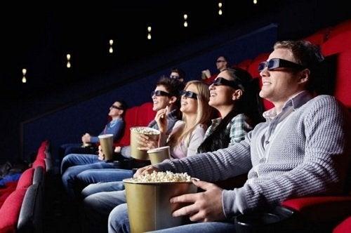 Comer sano en el cine