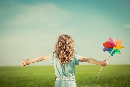 Las niñas necesitan un mundo mejor