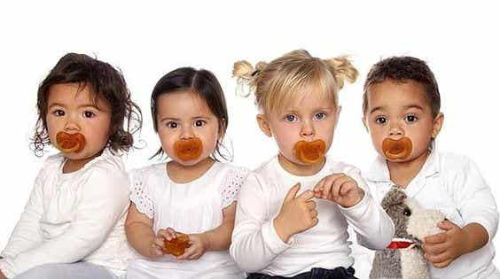 Principales mitos sobre productos para bebés