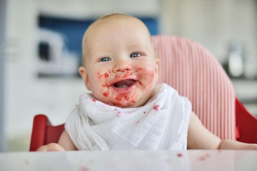 ¿Qué alimentos necesita el niño en sus primeros años de vida?