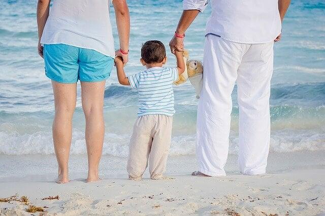 Cómo construir una relación fuerte con tu hijo