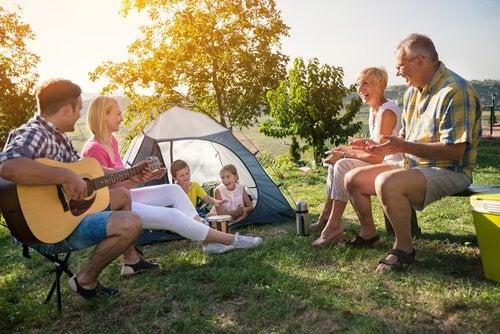 Los lazos familiares se cuidan pasando tiempo de calidad.