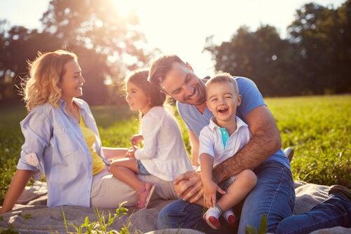 La Union De Los Lazos Familiares Es Importante Eres Mama