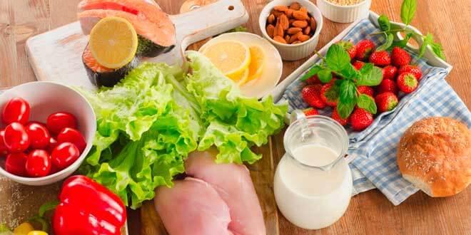 Ejemplos de alimentos ricos en vitamina b