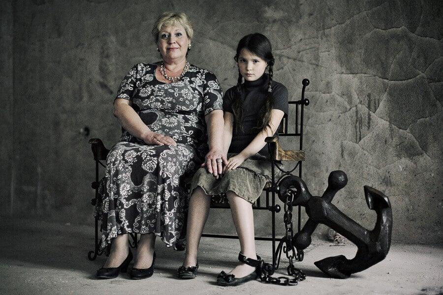 Madres tóxicas: cuando la educación ahoga