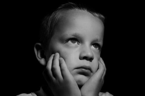 Los niños y el miedo a la oscuridad