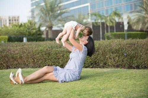 Reduce el estrés de ser madre soltera