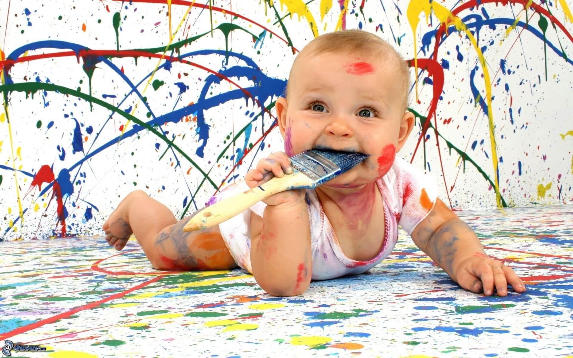 Aprende a desarrollar la creatividad de tus hijos