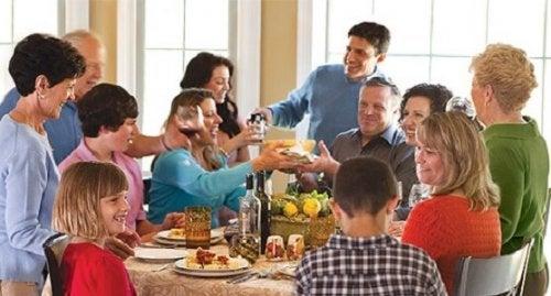 tiempo para pasar en familia