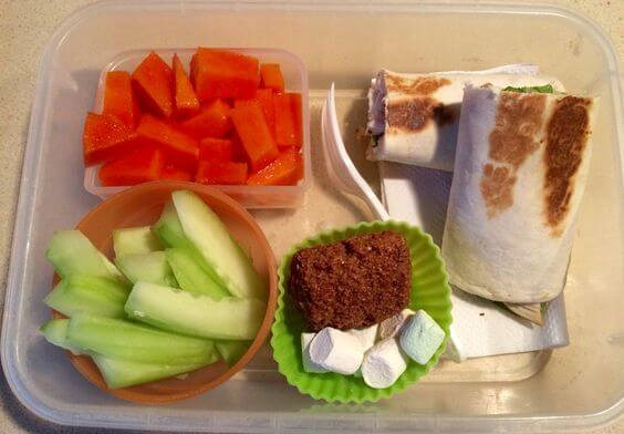11 Snacks saludables para después de la escuela