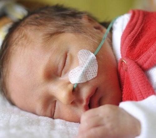 Sorprendentes casos de bebés prematuros