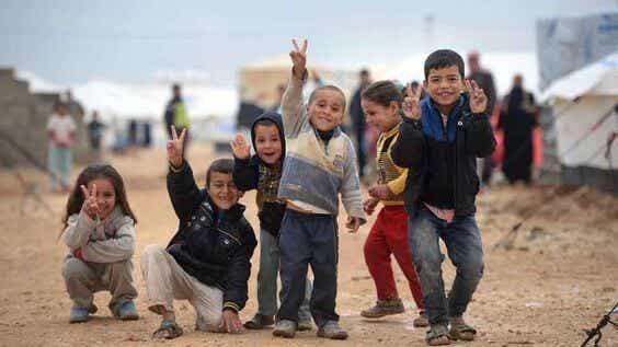 7 datos sobre la crisis migratoria y la infancia