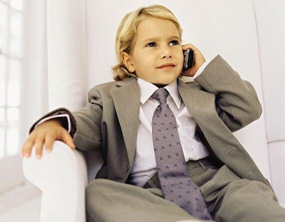 Si tu hijo vive para su futuro no recordará un pasado como niño