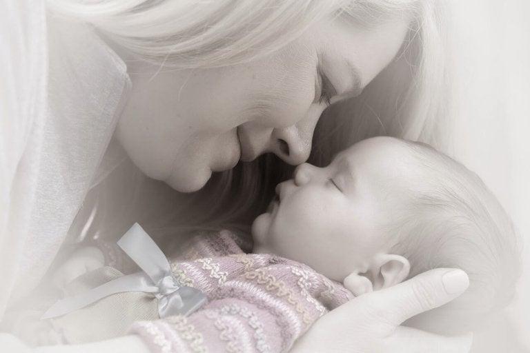 Empoderamiento, otro efecto de la maternidad en la mujer