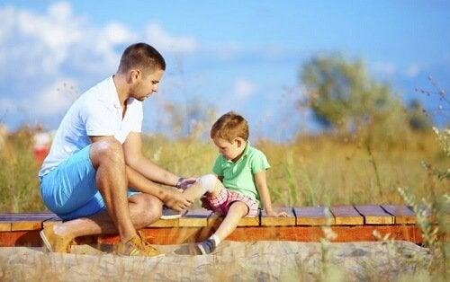 No te sientas culpable por las fallas de tus hijos