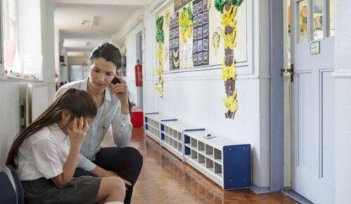 Señales de que tu hijo es víctima de acoso escolar