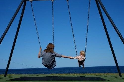 ¿Cómo superan los niños el miedo a las alturas?
