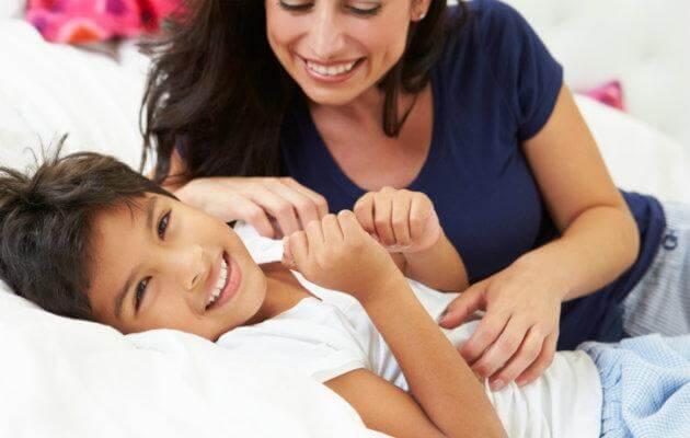 ¿Cómo hacer que mi niño se sienta importante y querido?