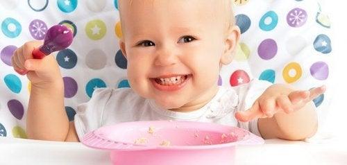 ¿Por qué es mejor la comida casera para tu bebé?