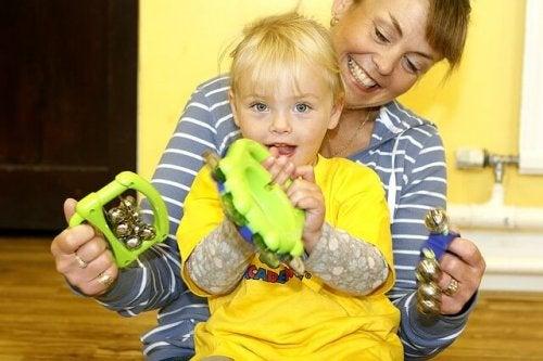 9 actividades para el desarrollo cerebral de tus hijos