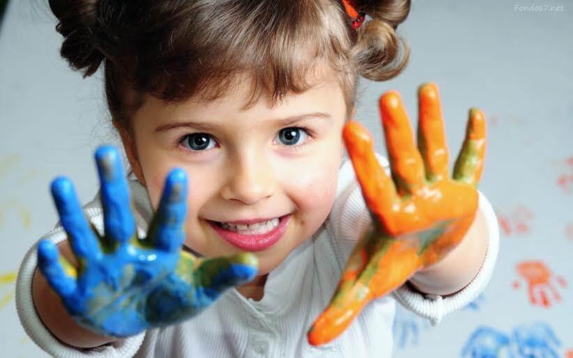 5 formas para estimular la creatividad en los niños