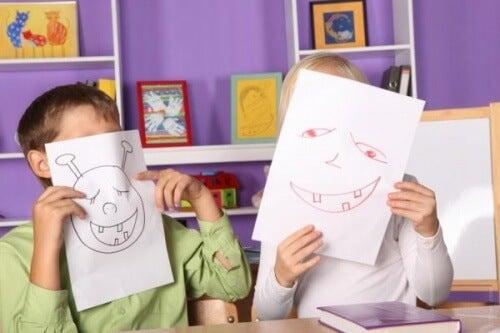 Qué dicen los dibujos de tu hijo