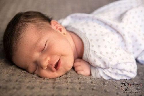 ¿Los bebés también sueñan?