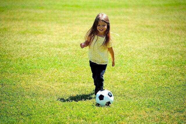El ejercicio físico en la infancia