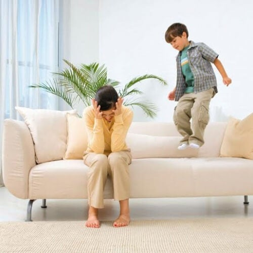 Cómo educar niños con hiperactividad