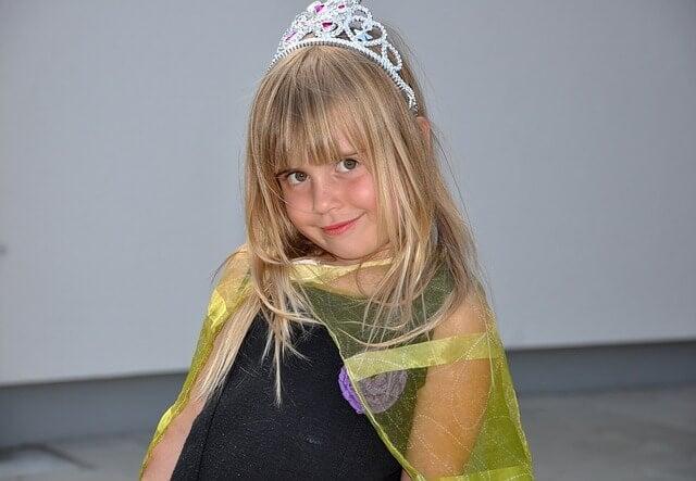 Niñas princesas y las consecuencias de la vida real
