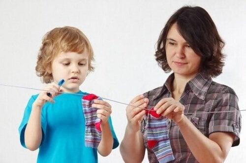 ¿Cómo enseñar a tus hijos a ser independientes?