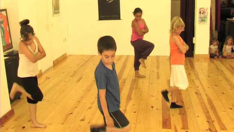 La inteligencia corporal en los niños