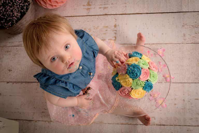 ¿Es importante para el niño que celebren su cumpleaños?