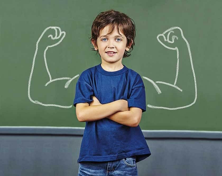 ¿Cómo fomentar la resiliencia en los niños?
