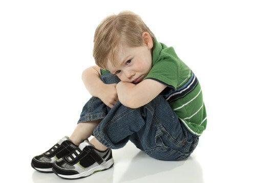 Consecuencias de las carencias afectivas en la niñez