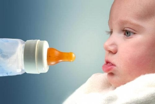 Recetas con leche para el niño que no quiere el biberón