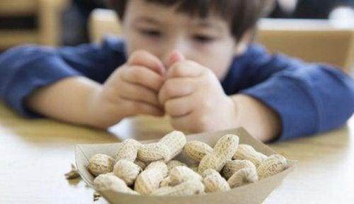Alergias e intolerancias alimenticias en niños, ¿cómo distinguirlas?