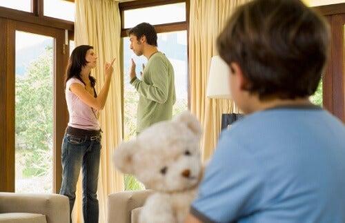 ¿Cómo afecta tu relación de pareja a tus hijos?