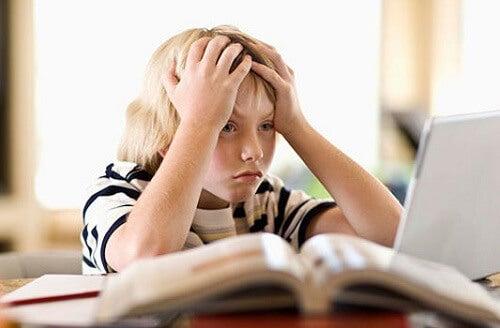 Enseña a tus hijos a lidiar con el fracaso y los errores