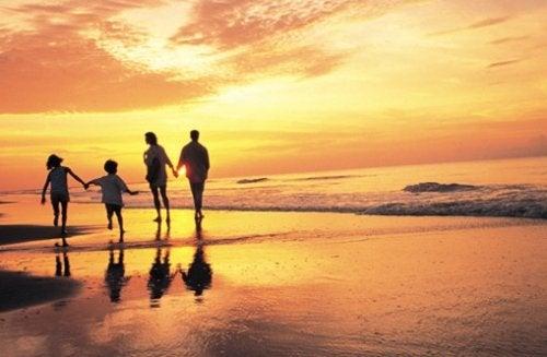 La seguridad infantil durante las vacaciones