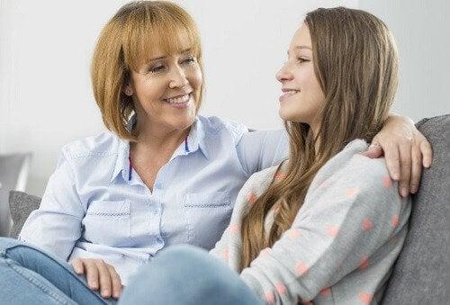 hablar con adolescente