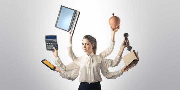 ¿Eres una madre multitasking? Conoce los pros y contras
