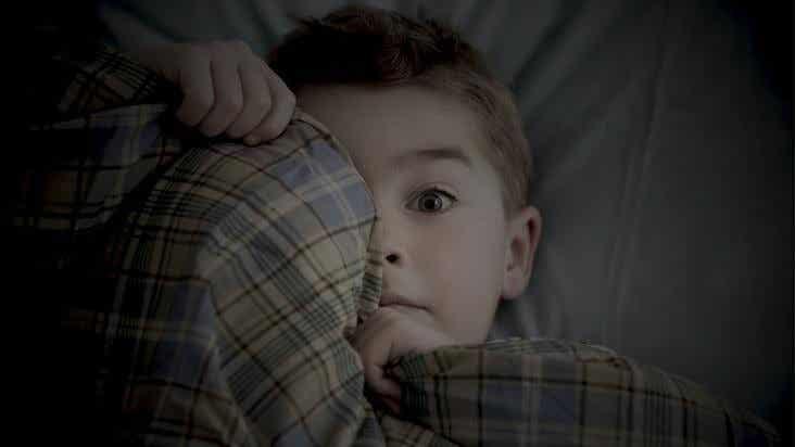 ¿Cómo actuar ante el miedo del niño?