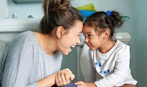 ¿Cómo hacer que tus hijos se sientan amados?