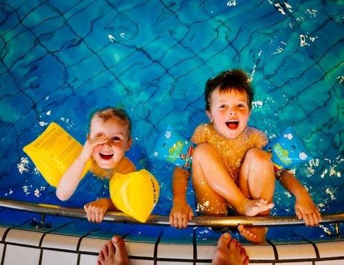 La natación es beneficiosa a cualquier edad