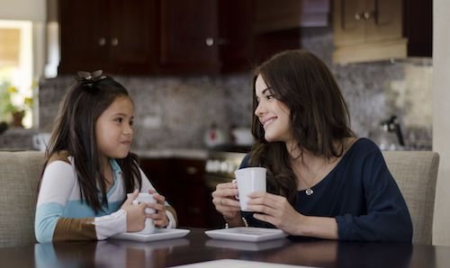 Cuida las palabras que usas con tus hijos