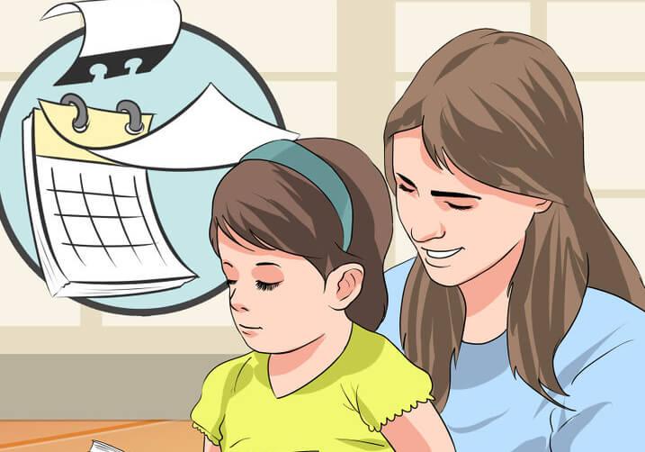 Image result for mama aconsejando a una niña dibujos