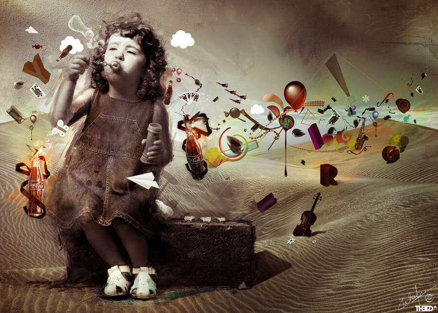 Los maravillosos mundos de los niños