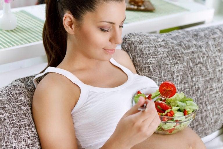 Cómo los vegetales pueden aumentar tu fertilidad